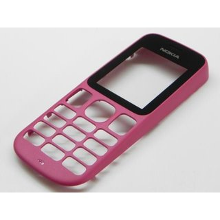 Nokia 100 Front Cover Pink 0259029