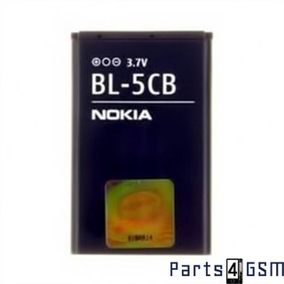 Nokia BL-5CB Battery - 100, 101, 1616, 1800, C1-02