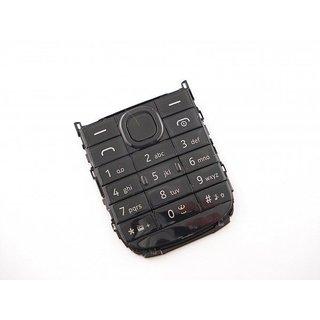 Nokia 109 Toetsenbord Zwart 9794B25