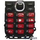 Nokia 112 Keypad Rood 9793T20