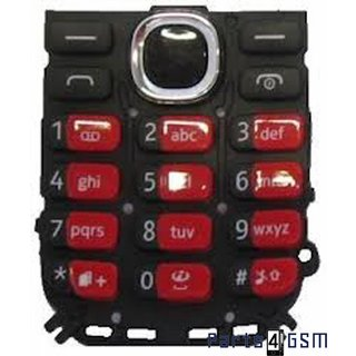 Nokia 112 Keyboard Red 9793T20