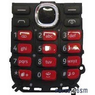 Nokia 112 Toetsenbord Rood 9793T20