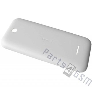 Nokia 225 Battery Cover, White, 9448778