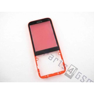 Nokia 225 Front cover incl. Display Window, Red, 02507G6
