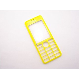 Nokia 206 Dual SIM Front Cover Yellow 02501H0