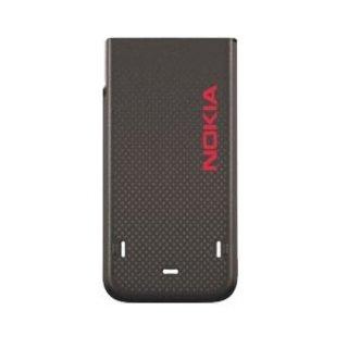 Nokia XpressMusic 5310 Accudeksel Rood 250181