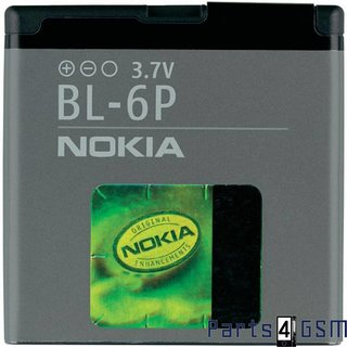 Nokia Battery, BL-6P, 830mAh, 0670564