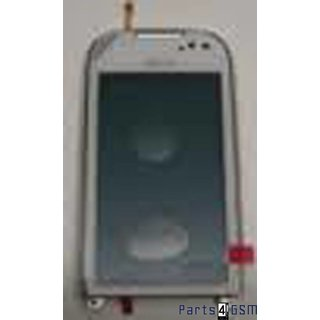 Nokia 701 Front Cover + Touchscreen Display White 0089X38