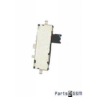 Nokia 808 PureView Aan/Uit, Volume Schakelaar Schuif 5200158