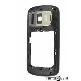 Nokia 808 PureView Middenbehuizing Zwart 026919G
