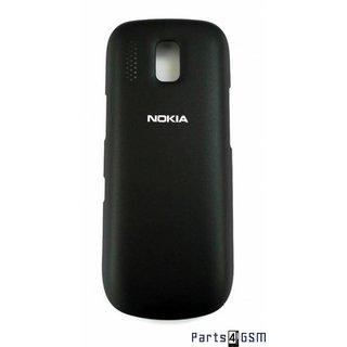 Nokia Asha 202 Accudeksel Zwart 9447725