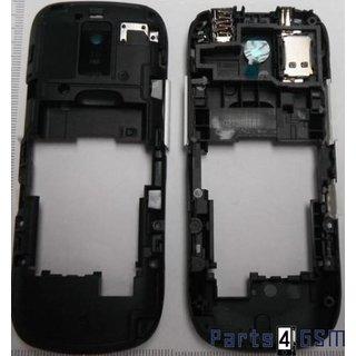 Nokia Asha 202 Middenbehuizing Wit 259788