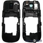Nokia Asha 202 Mid Cover Zwart 259782