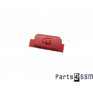 Nokia Asha 202,203 Vergrendelknop Rood 9793P42