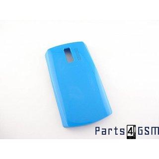 Nokia Asha 205 Accudeksel Blauw 9447879/9447874
