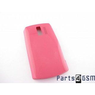 Nokia Asha 205 Accudeksel Roze 9447875