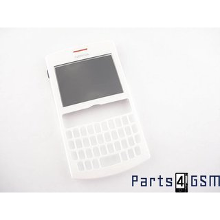Nokia Asha 205 Frame Chassis Display White 259936