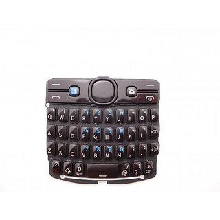 Nokia Asha 205 Toetsenbord Zwart Engels 9793R95