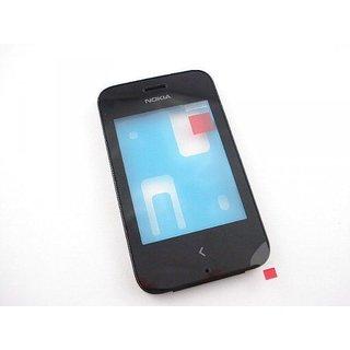 Nokia Asha 230 Touchscreen Display, Zwart, 00812C1