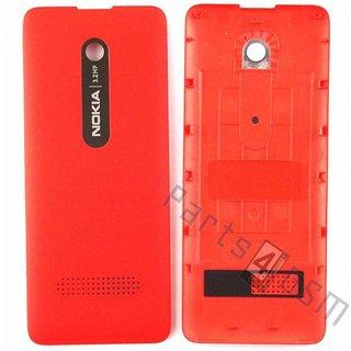 Nokia Asha 300 Accudeksel, Rood, 02506G4
