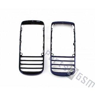 Nokia Asha 300 Front Cover Frame, Blauw, 0259630
