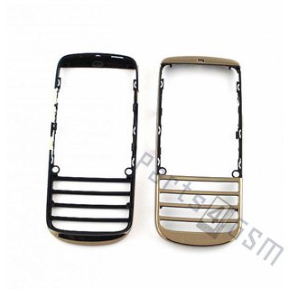 Nokia Asha 300  Front Cover Frame, Gold, 0259631