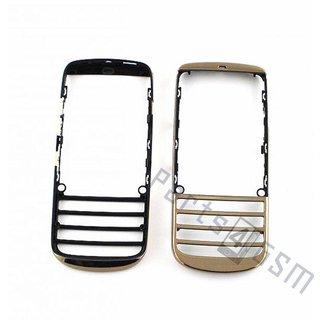 Nokia Asha 300  Front Cover Frame, Gold, 0259631