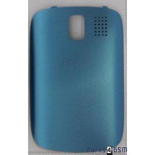 Nokia Asha 302 Accudeksel Blauw 259228