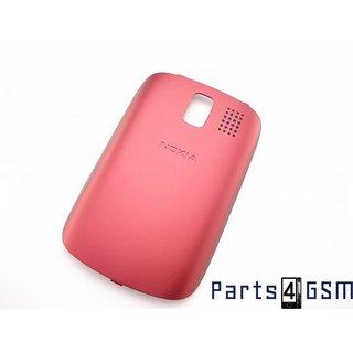 Nokia Asha 302 Accudeksel Rood 259230