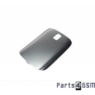 Nokia Asha 302 Battery Cover Silver 259233