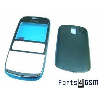 Nokia Asha 302 Frontcover Blauw 259221