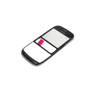 Nokia Asha 302 Frontcover Grijs 259225