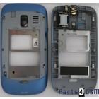 Nokia Asha 302 Mid Cover Blauw 259373