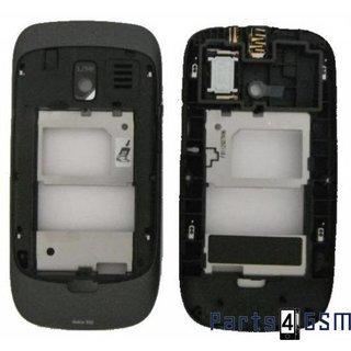 Nokia Asha 302 Middenbehuizing Grijs 259369