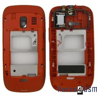 Nokia Asha 302 Middle Cover Red 259371