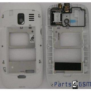 Nokia Asha 302 Middenbehuizing Wit 259368