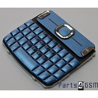 Nokia Asha 302 KeyBoard Blue English 9793C72