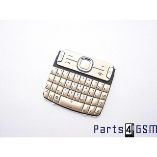 Nokia Asha 302 KeyBoard Gold English 9793C75