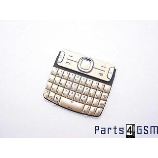 Nokia Asha 302 Toetsenbord Goud Engels 9793C75