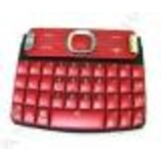Nokia Asha 302 KeyBoard Red English 9793C74