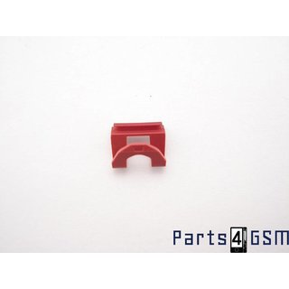 Nokia Asha 302 Lock Button Red 9408066