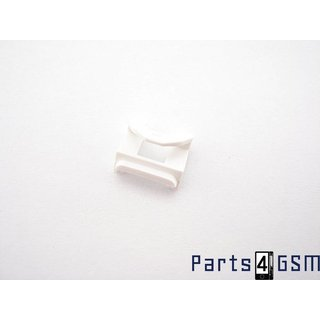 Nokia Asha 302 Lock Button White 9408065