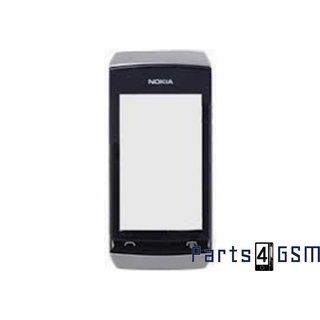 Nokia Asha 305,306 Front Cover Wit 00801J8