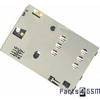 Nokia Asha 308 Simkaart Connector 54699S3