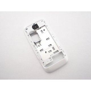 Nokia Asha 309 Middenbehuizing Wit 02500H2