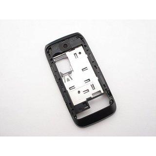 Nokia Asha 309 Middenbehuizing Zwart 259861