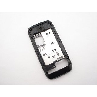 Nokia Asha 309 Middle Cover Black 259861