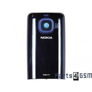 Nokia Asha 311 Accudeksel Blauw 259688