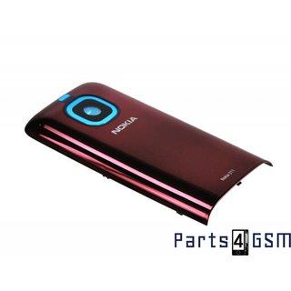 Nokia Asha 311 Battery Cover Magenta 258211