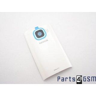 Nokia Asha 311 Accudeksel Wit/Zand 258304